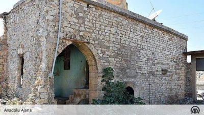 Atatürk'ün Afrin'deki karargahı bulunmuş. Devleti