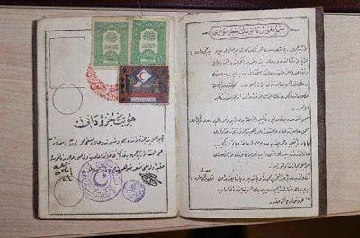 Nüfus cüzdanlarına eskiden Kafa Kağıdı d