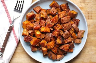 Acılı kavrulmuş patates  https://www.p