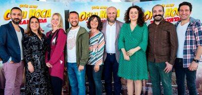 Türk filmleri fazla hoşuma gitmese de Oflu hocanın