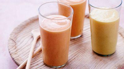 Tamamen doğal ve sağlıklı içecek olan Meyveli smoo