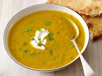 @ilaydaa Benden mercimek çorbası tarifi istemişti.