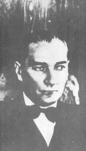 Atatürk'ün sol gözü şehla (şaşı) mı? Mustafa Kema