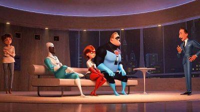 İnanılmaz aile 2- Incredibles 2 konu – yorum ve in