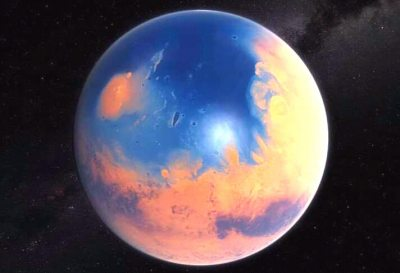 Mars gezegeni 4 milyar yıl önce nasıldı?