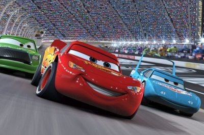 Arabalar 1 inceleme  En sevdiğim animasyon olan