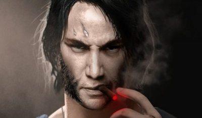 Keanu Reeves'in John Wick 3 için reddett