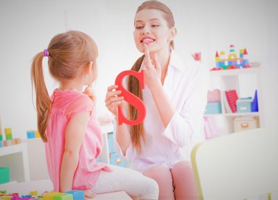 Speech Therapy: Talking to Your Child at