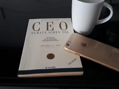 CEO Olmaya Giden Yol Kitap İncelemesi