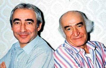 Şener Şen ve Ali Şen Şener Şen, Ali Şen'in oğlu.